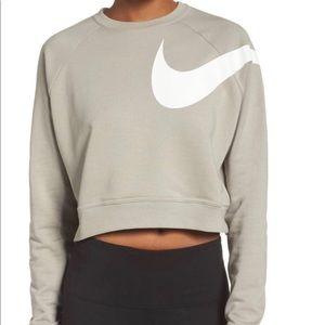 Nike Versa Crop Sweatshirt NWT